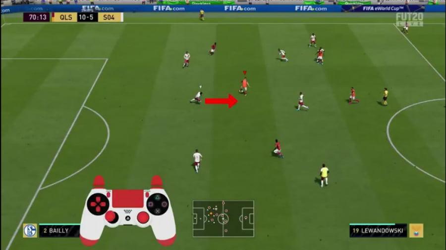 آموزش پاس کاری FIFA 20