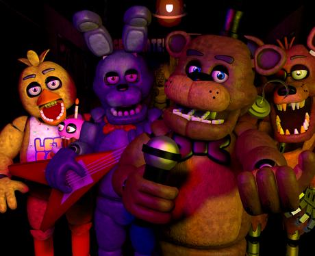 بازی جدید Five Nights At Freddy's برای پلی استیشن ۵ معرفی شد