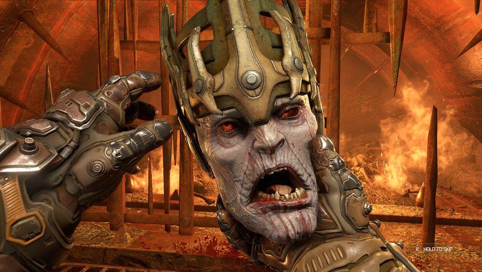 عرضه بازی Doom Eternal روی نینتندو سوییچ