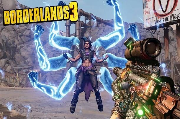اخبار بازی بازی Borderlands 3 برای پلی استیشن ۵ و ایکس باکس سری ایکس