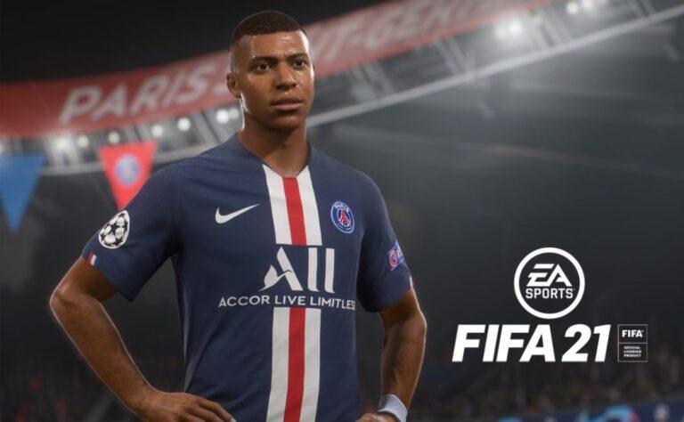 نسخه جدید بازی FIFA 21
